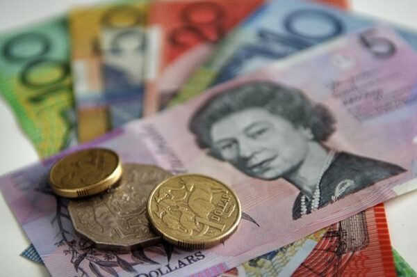 AUD/USD Price Analysis: Teases intraday low near 0.7550, monthly support line defends bulls