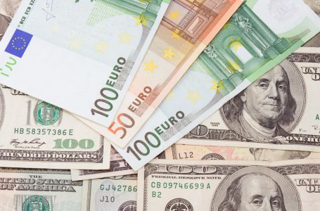 EUR/USD flirts with session tops near 1.2280