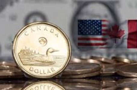 USD/CAD flirts with session lows around 1.2820-15 region, downside seems limited
