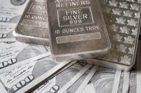 Silver failing to hold its bullish tone, US dollar meets support